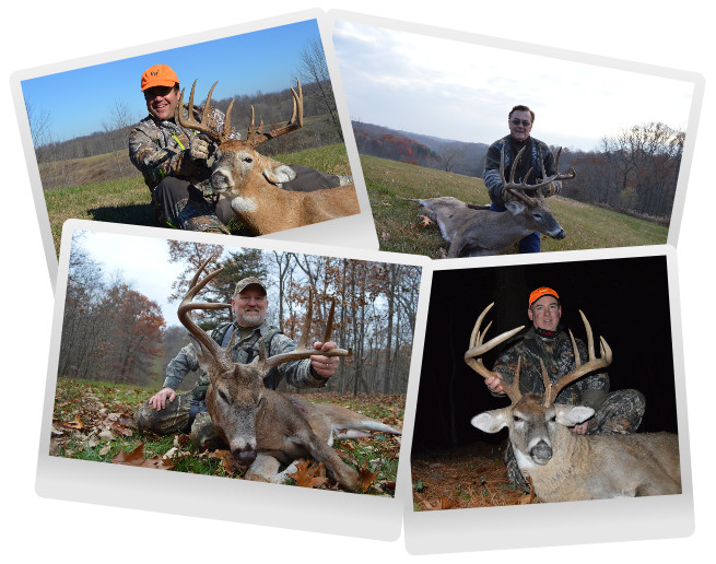 Mound Hill Whitetail Homepage Group photo
